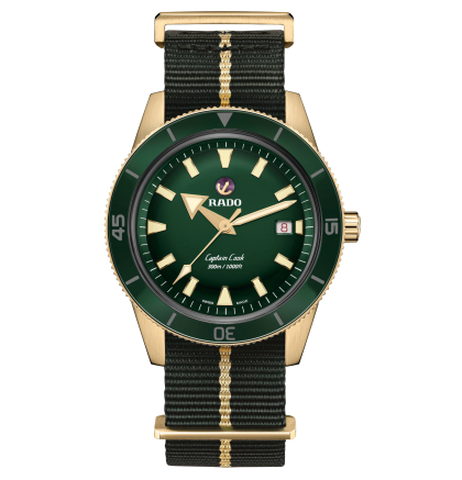 Rado Captain Cook Automatic  Bronze