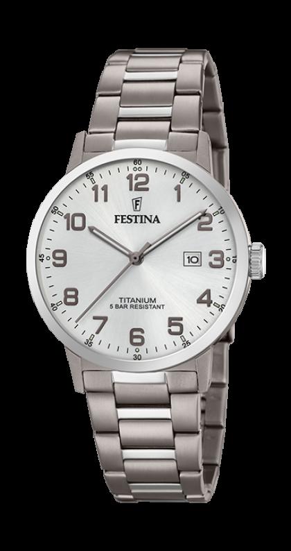 Festina FESTINA TITANIUM CALENDAR F20435/1