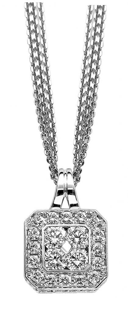The Flanders Collection  Pendentif Flanders HNG152H