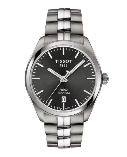 Tissot PR 100 Quartz Titanium