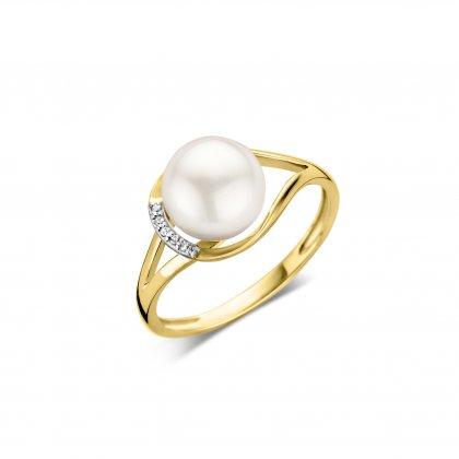 "Dulci Nea Ring Dulci Nea ""Pearl"" RGXP 1219 X1"