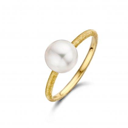 "Dulci Nea Ring Dulci Nea ""Pearl"" RGXP1270 x1"