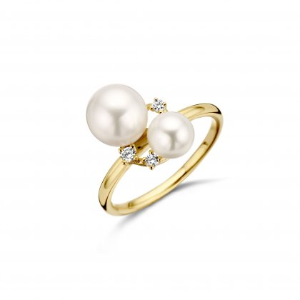 "Dulci Nea Ring Dulci Nea ""Pearl"" RY11888-1"