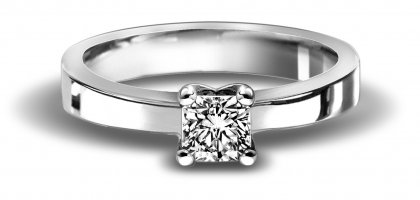 The Flanders Collection Solitaire  Flanders RNG96A-055