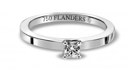 The Flanders Collection Solitair Flanders RNG113A