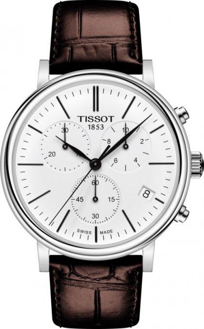 Tissot T-Classic Carson Premium Chronograph