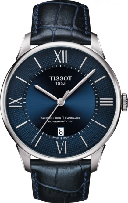 Tissot TISSOT CHEMIN DES TOURELLES POWERMATIC 80