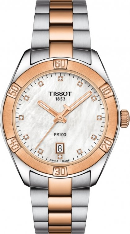 Tissot TISSOT T-CLASSIC PR 100 SPORT CHIC LADY