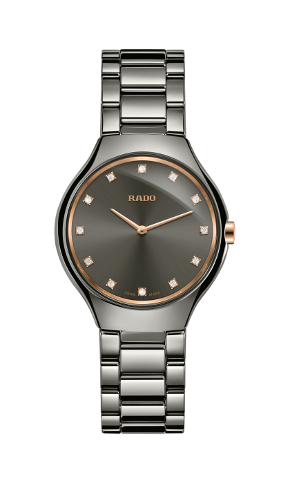 Rado True Thinline Diamonds